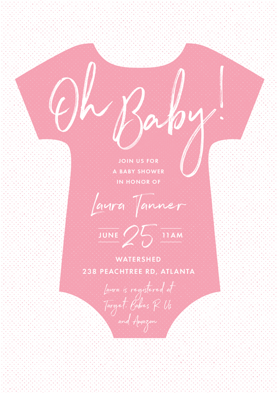 4d6915e77 Email Online Baby Shower Invitations that WOW!