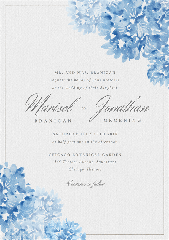 Email Online Wedding Invitations that WOW – Marriage Invitation Card Text