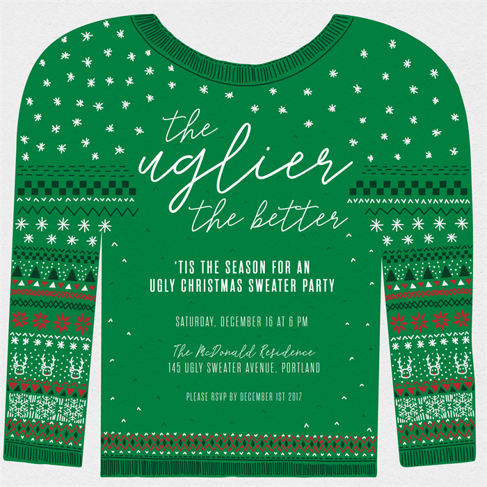 Email Online Holiday Party Invitations that WOW! | Greenvelope.com