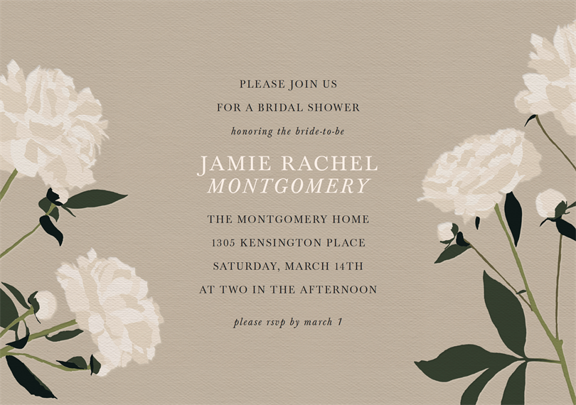 Email online bridal shower invitations that wow greenvelope filmwisefo