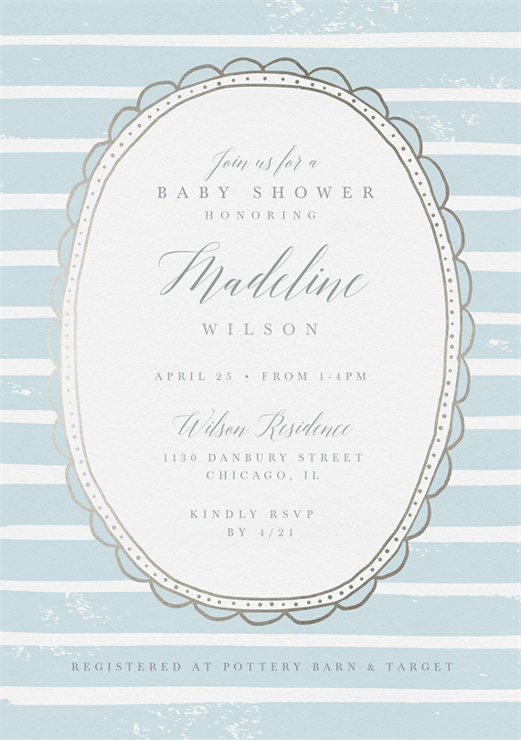 47a562b0a48 Email Online Baby Shower Invitations that WOW!