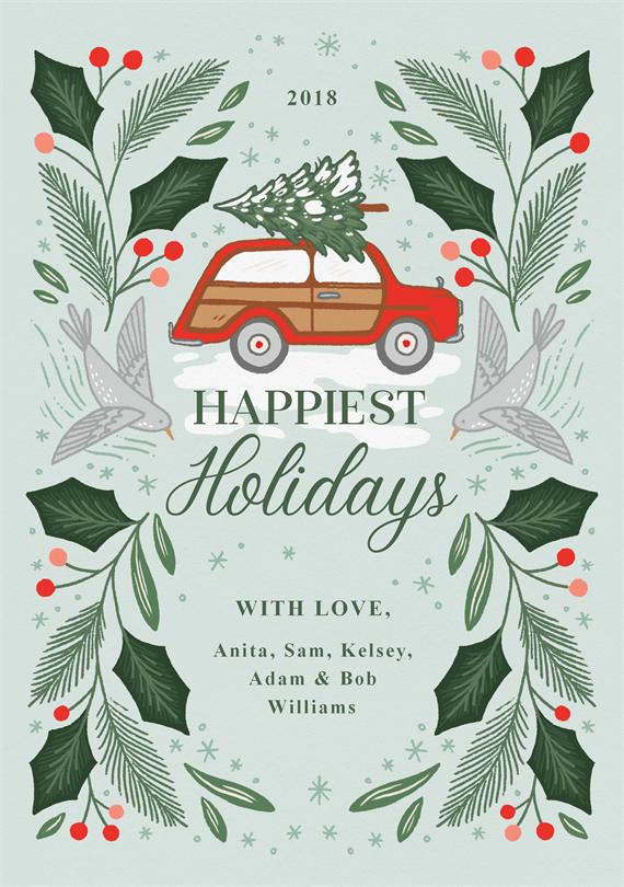 Email Online Holiday Cards That WOW