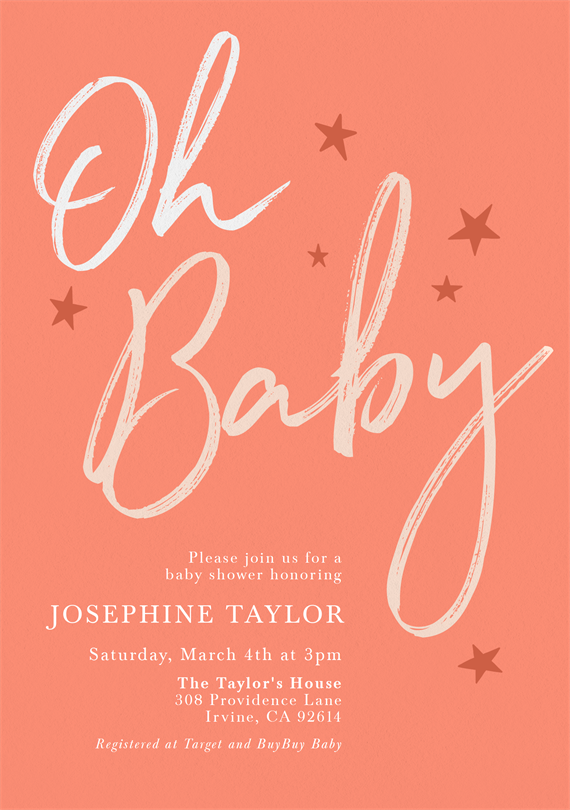 Baby Shower Invitations For Boys Design The Best For The Special Greenvelope.com