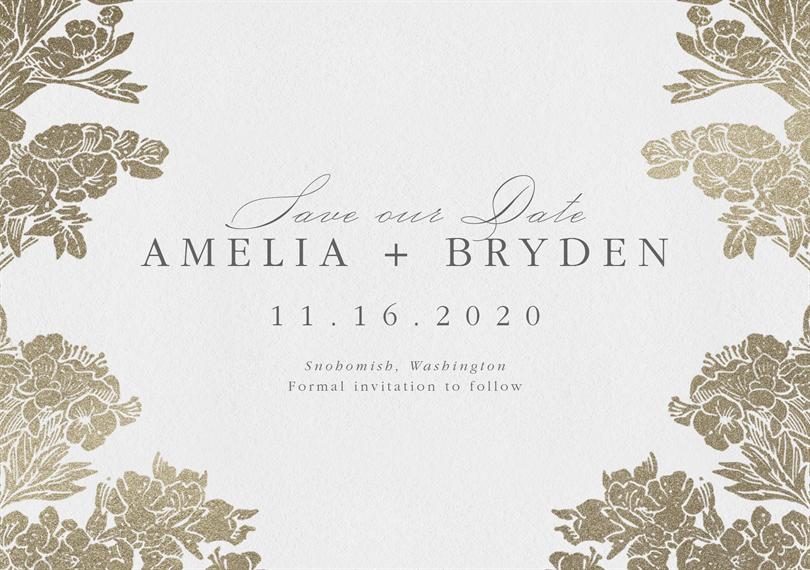 E Mail Online Huwelijksuitnodigingen Die Indruk Maken