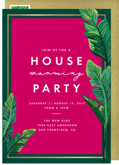 Email Online Housewarming Party Invitations That Wow Greenvelope Com
