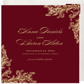 Wedding Invitation Designs Greenvelopecom