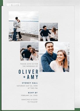 Wedding invitation designs greenvelope all the photos invitation in white stopboris Images