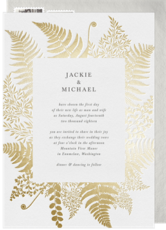 wedding invitations greenvelope com