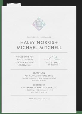 Wedding Invitations Greenvelope Com