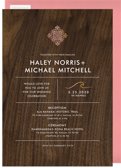 Email Online Wedding Invitations That Wow Greenvelope Com