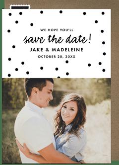 Wedding Save The Dates Greenvelope Com