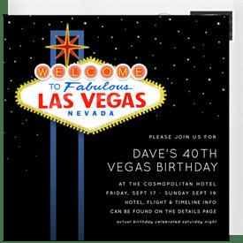 Poker invitations greenvelope fabulous las vegas invitation in black stopboris Choice Image
