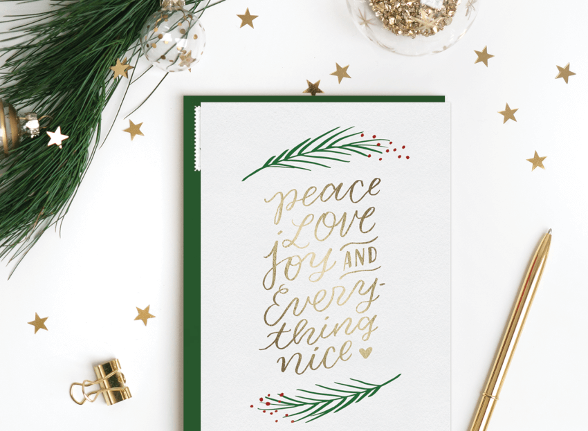 Christmas Card Sayings 20 Messages For Everyone On Your Gift List