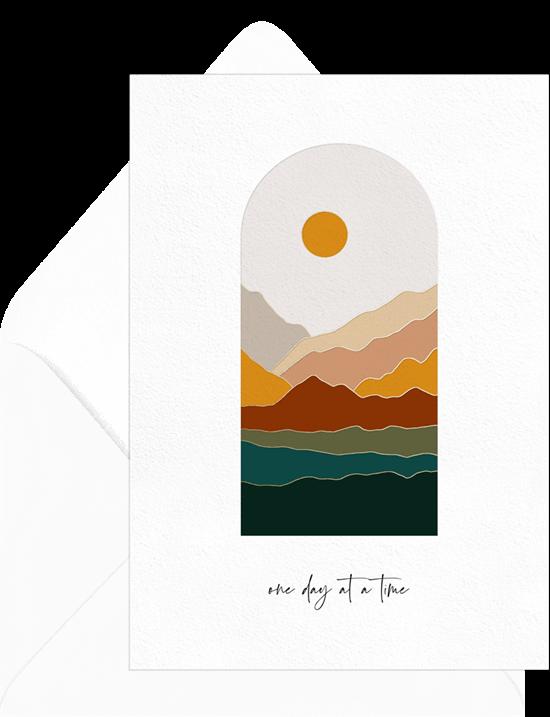 Daydreams Card