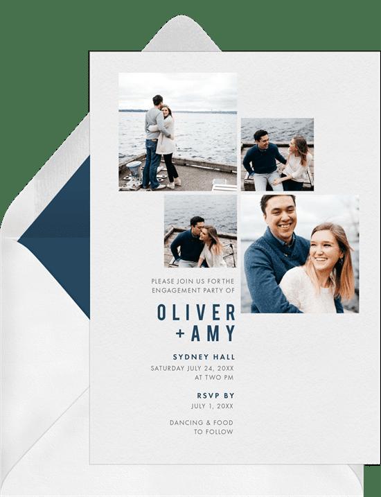 all the photos invitations