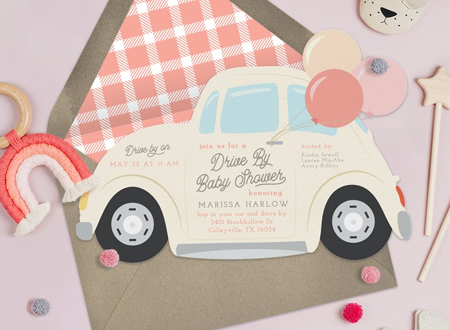 Our Best Baby Shower Invitation Wording Ideas to Inspire You