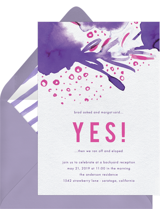 Cheap And Chic 8 Affordable Wedding Invitations You Ll Love