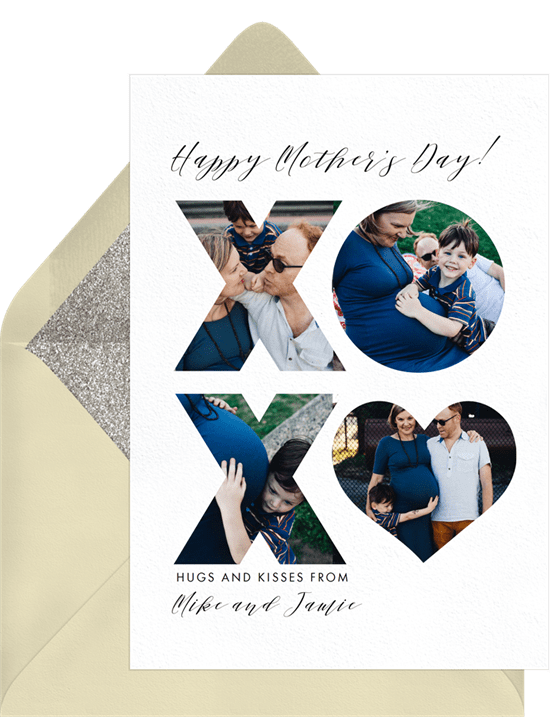 Mother's Day card ideas: Mother's Love Card