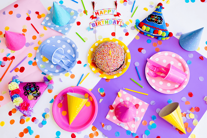 11 Unforgettable Birthday Party Themes For Kids And Adults Stationers