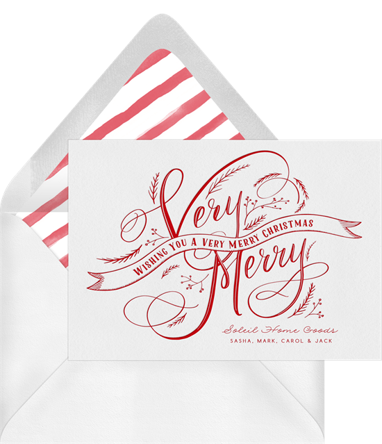 what to write in a christmas card: Traditional Christmas Greetings