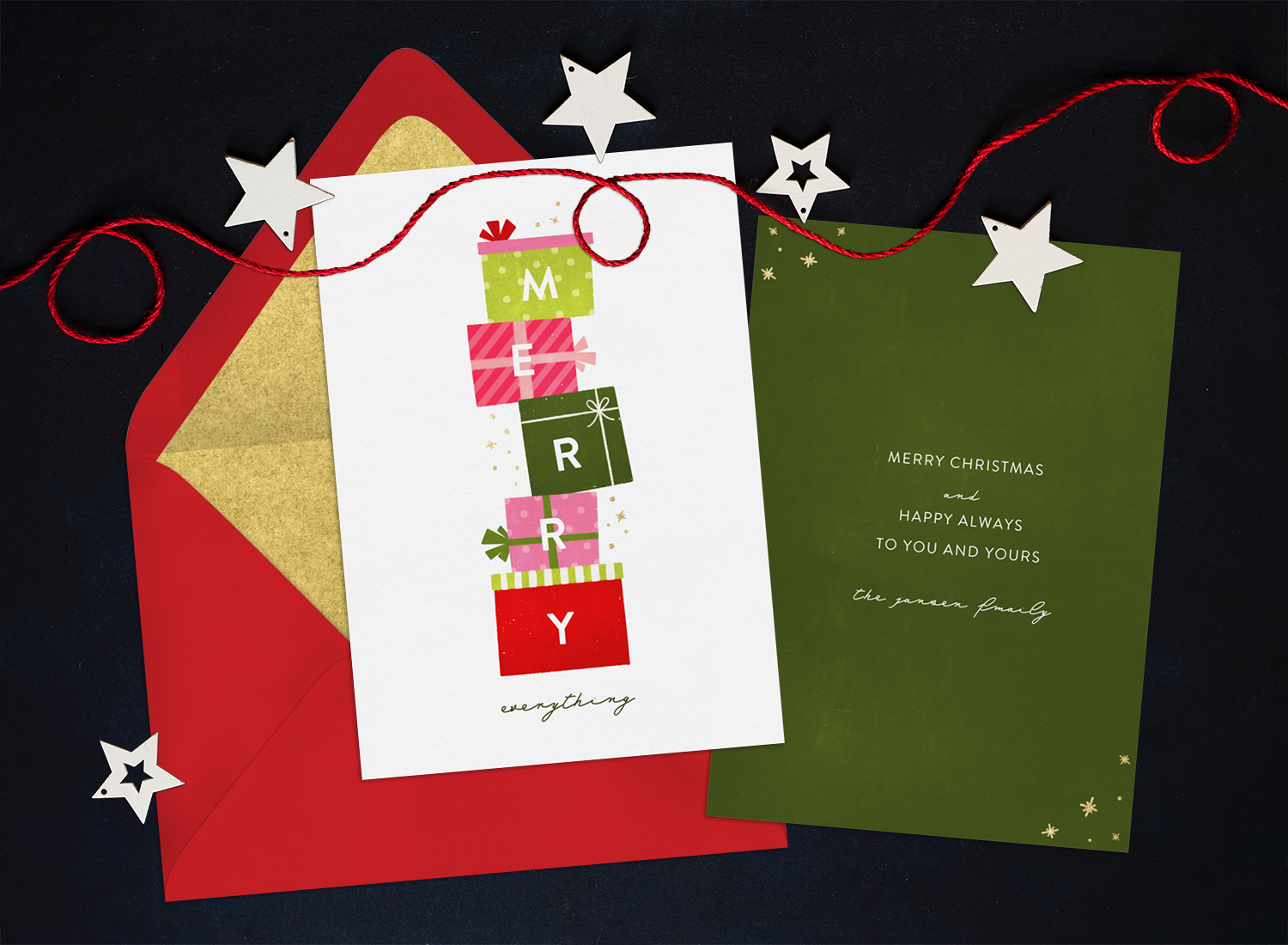 12 Christmas Card Ideas To Spread Joy This Season Stationers