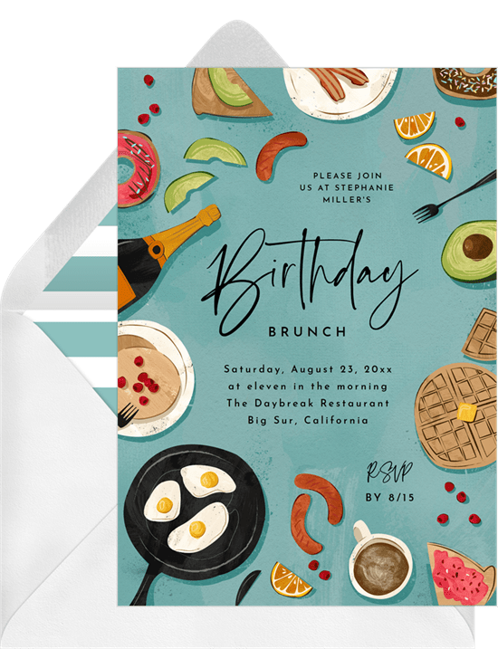 but first brunch invitations greenvelope com