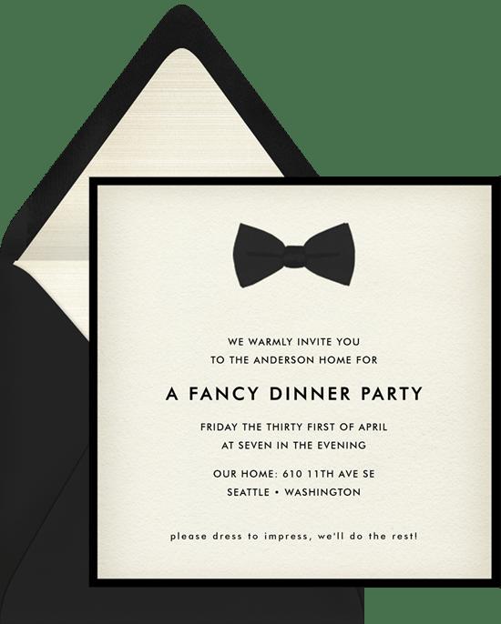 ceo invitations in creme greenvelope com