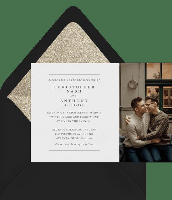 fancy free invitations greenvelope com