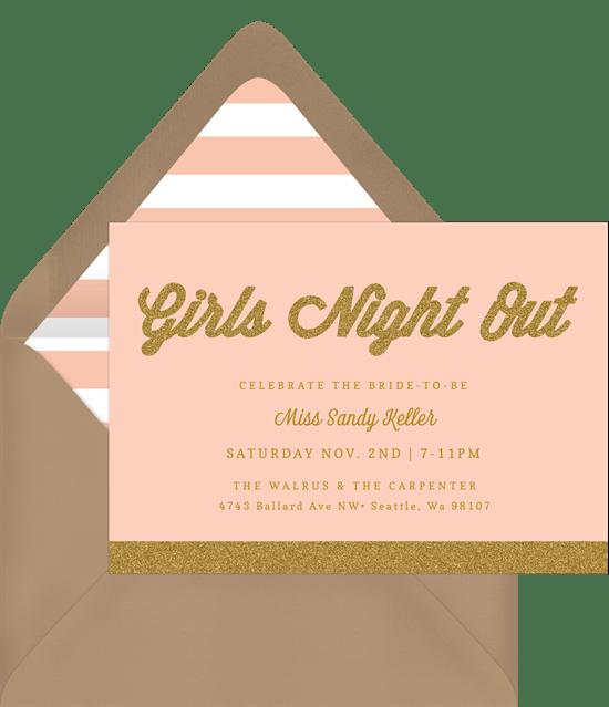 golden girls invitations greenvelope com