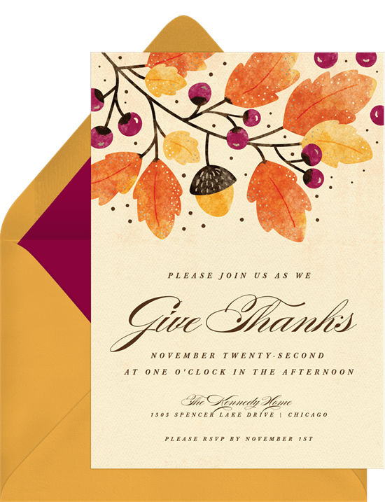 rustic autumn invitations greenvelope com
