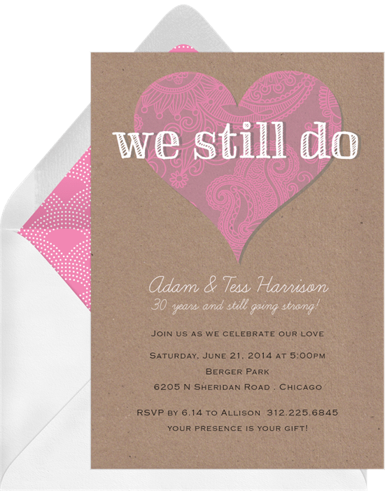 We still do invitations greenvelope we still do invitation in pink stopboris Images
