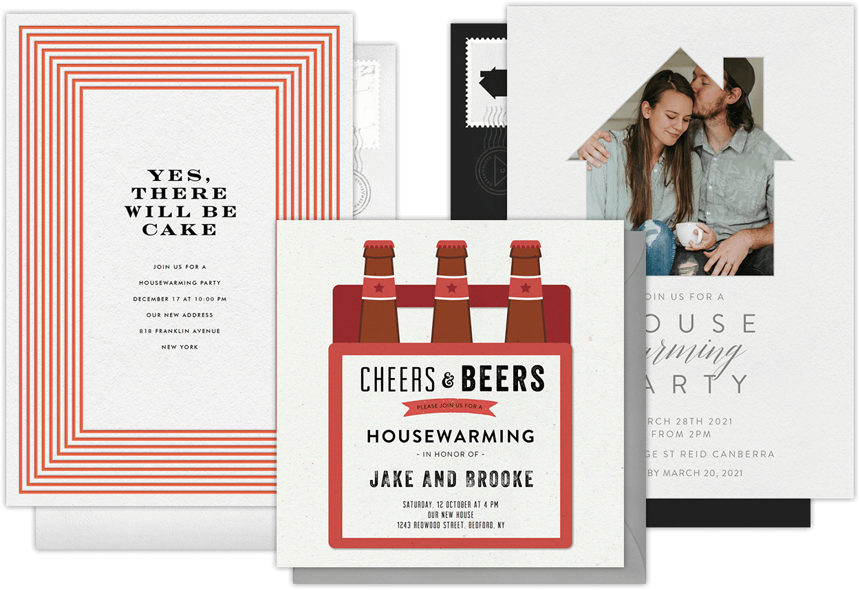 Email online housewarming party invitations that wow digital house warming invitations for modern hosts stopboris