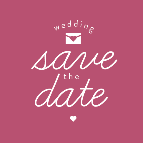 Save the dates online